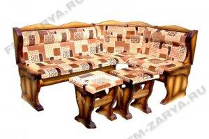 Кухонный уголок Уют - Мебельная фабрика «Заря»