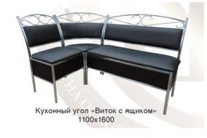 Кухонный уголок Виток с ящиком - Мебельная фабрика «Ri-Rom»