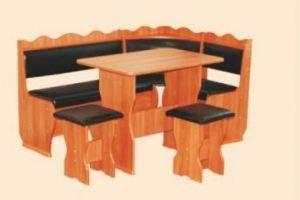 Кухонный уголок Юлия - Мебельная фабрика «ФСМ Дарди»