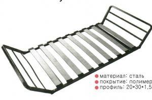 Механизм трансформации Кушетка - Оптовый поставщик комплектующих «Кузнецкий завод мебельной фурнитуры»