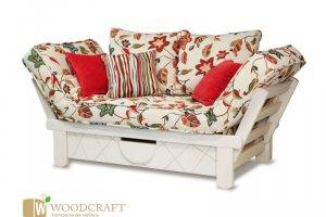 Кушетка Сити 2 - Мебельная фабрика «WoodCraft»