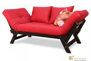 Кушетка Соло в Лофт стиле - Мебельная фабрика «WoodCraft»
