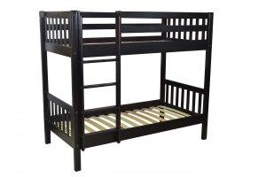Кровать в детскую двухъярусная Ладушка - Мебельная фабрика «Мебель Холдинг»