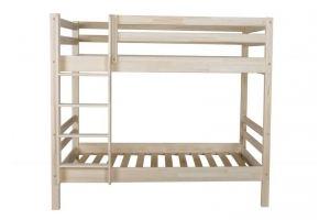 Кровать двухъярусная в детскую Ладушка-1 - Мебельная фабрика «Мебель Холдинг»