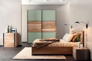 лаконичная современная Спальня MODERN - Мебельная фабрика «ЕВРОПЛАК»
