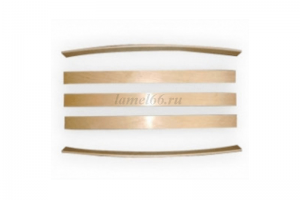 Ламель для французской раскладушки 1320*60*12 - Оптовый поставщик комплектующих «Ламель»