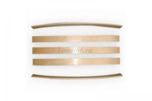Ламель для французской раскладушки 1510*60*12 - Оптовый поставщик комплектующих «Ламель»