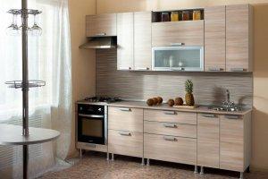 Кухня ЛДСП 013 - Мебельная фабрика «МИКС»