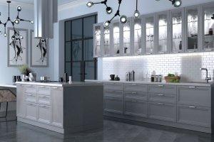 Кухня Леонардо - Мебельная фабрика «Алмаз-мебель»