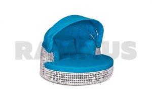 Лежак модульный Санторини - Мебельная фабрика «RAMMUS»
