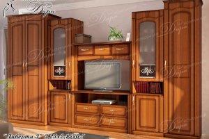 мебель для гостиной Либерти-3 - Мебельная фабрика «Дара»