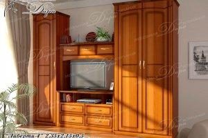 Гостиная Либерти-4 - Мебельная фабрика «Дара»