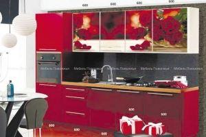 Кухня пластик Лида - Мебельная фабрика «Мебель Поволжья»