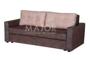 Диван прямой Лидер 7 Б(с декором) - Мебельная фабрика «MAJOR»