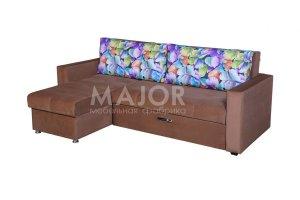 Диван Лидер 7 эконом угловой - Мебельная фабрика «MAJOR»