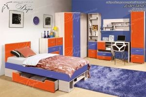 Детская Лидер Ленд - Мебельная фабрика «Дара»