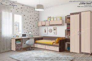 Детская Лидер Ленд-3 - Мебельная фабрика «Дара»