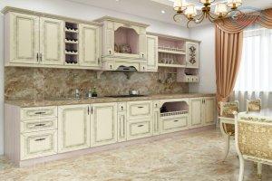 Кухонный гарнитур Лигурия - Мебельная фабрика «Экспо-мебель»