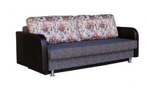 Линейный диван Еврокнижка Викинг 4 - Мебельная фабрика «Ассамблея»