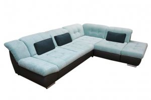 Лостон Диван-кровать угловой комплектация №1 - Мебельная фабрика «МаБлос»