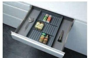 Лоток для столовых приборов Separado 5064-82.828 - Оптовый поставщик комплектующих «Варикс»