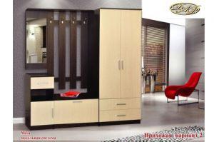 Модульная система  Мега Прихожая 2 - Мебельная фабрика «Д.А.Р. Мебель»