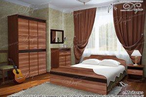 Спальня Мадлен - Мебельная фабрика «Дара»