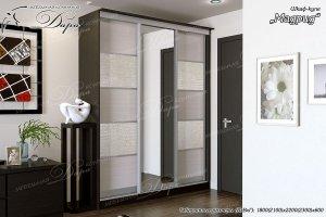 Шкаф-купе Мадрид - Мебельная фабрика «Дара»