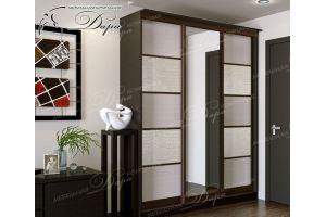 Шкаф-купе в прихожую Мадрид - Мебельная фабрика «Дара»