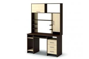 Стол компьютерный Максим с надстройкой - Мебельная фабрика «Комодофф»