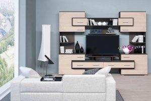 Маленькая гостиная 10 - Мебельная фабрика «Вертикаль»