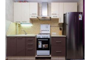 Маленькая кухня Грета - Мебельная фабрика «MaxiКухни»