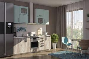 Маленькая кухня Лагуна - Мебельная фабрика «Гармония мебель»