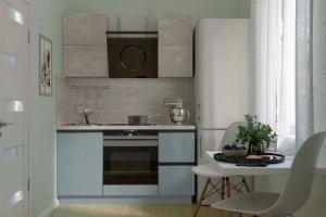 Маленькая кухня МДФ Сити - Мебельная фабрика «Эстель»