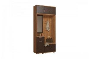 Маленькая прихожая ЛДСП Неаполь 4 - Мебельная фабрика «Балтика мебель»