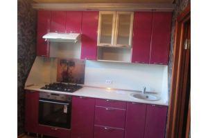Маленькая прямая кухня - Мебельная фабрика «ДОН-Мебель»