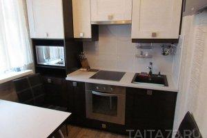 Маленькая стильная кухня - Мебельная фабрика «Таита»