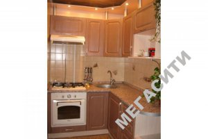 Маленькая угловая кухня - Мебельная фабрика «Мега Сити-Р»