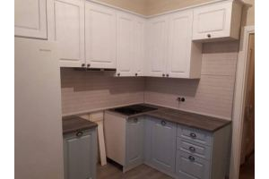 Маленькая угловая кухня - Мебельная фабрика «Мебель Хаус»