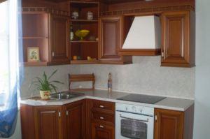 Маленькая угловая кухня - Мебельная фабрика «Агата»