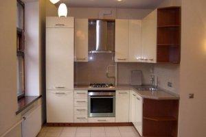 Маленькая угловая кухня - Мебельная фабрика «ARC мебель»