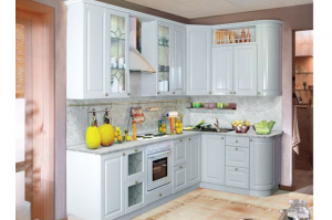 Маленькая угловая кухня Аврора - Мебельная фабрика «Формула Уюта»