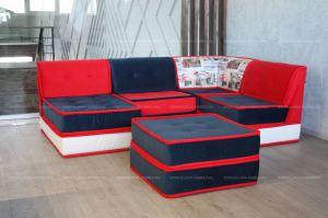 Маленький модульный диван Cube - Мебельная фабрика «Клюква»