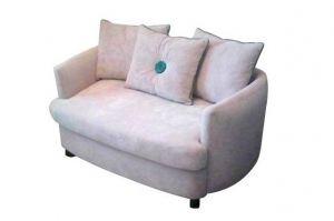 Маленький прямой диван - Мебельная фабрика «Ритм»