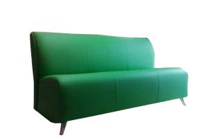 Маленький зеленый диван - Мебельная фабрика «Лина-Н»