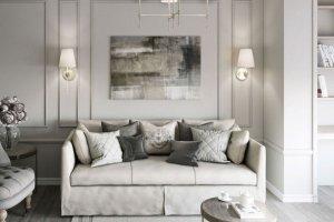 Малогабаритный прямой диван - Мебельная фабрика «Ре-Форма»