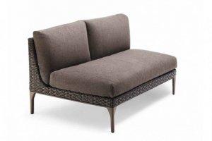 Малый диван без подлокотников Golden - Мебельная фабрика «Dome»