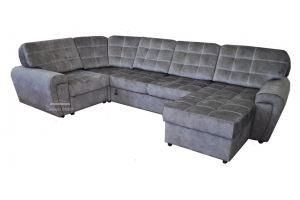 Диван Манчестер П-образный - Мебельная фабрика «Симбирск Лидер»