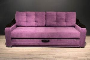 Диван прямой еврософа Mango B - Мебельная фабрика «Полярис»