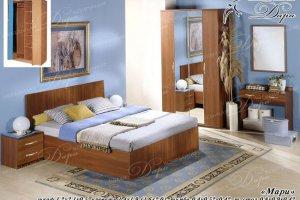 Спальный гарнитур Мари - Мебельная фабрика «Дара»